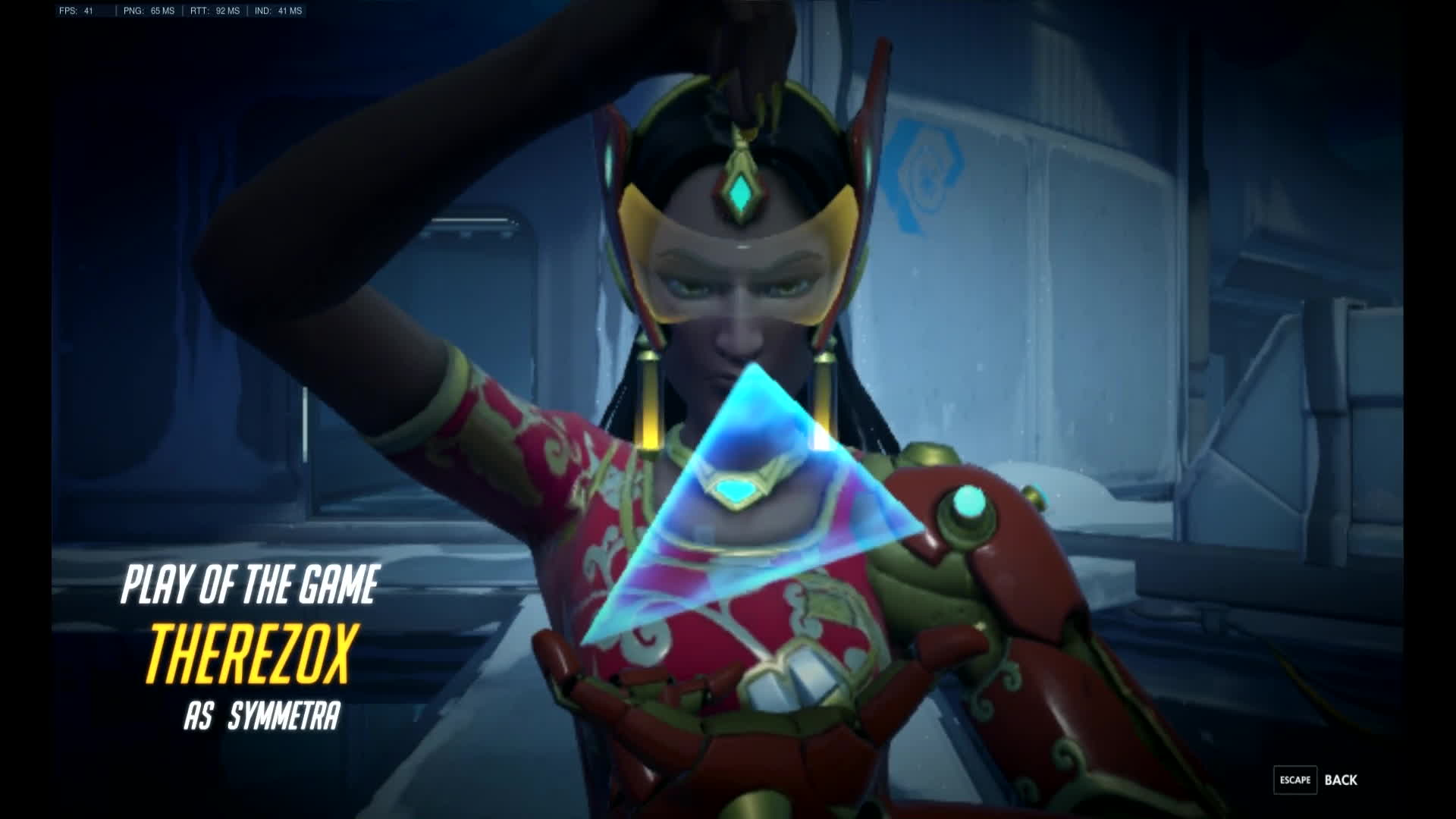 Overwatch, meme, overwatch, Symmetra is a Support Hero and its match to the spray GIFs
