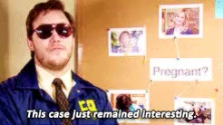 Watch and share Chris Pratt GIFs and Andy Dwyer GIFs on Gfycat