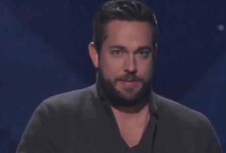 Watch and share Zachary Levi GIFs by WebJunky on Gfycat