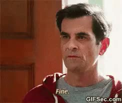 Watch this fine GIF on Gfycat. Discover more fine, ty burrell GIFs on Gfycat