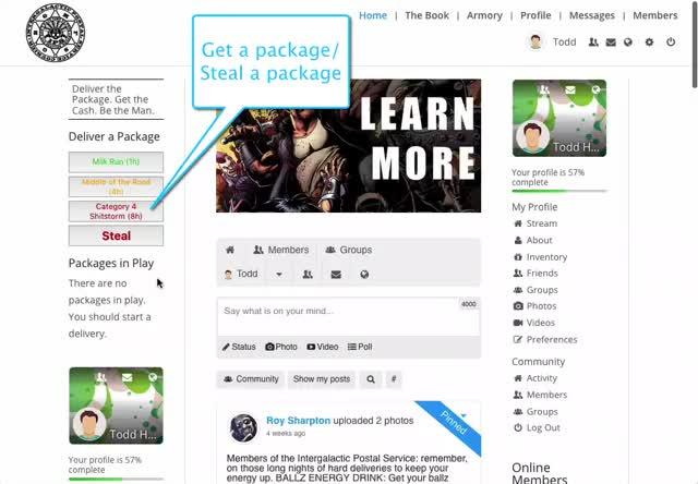 Watch and share Peepso GIFs on Gfycat