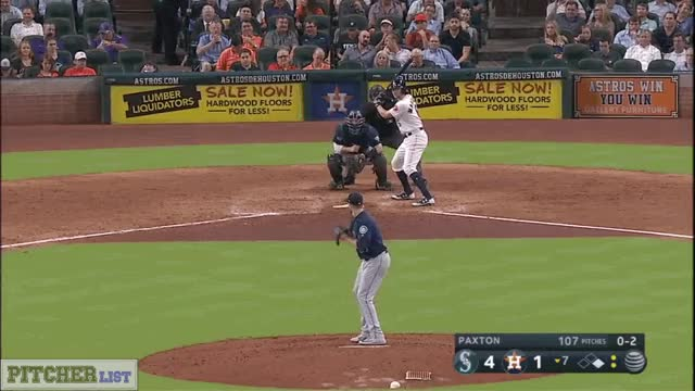 Watch and share James Paxton CB 7-19-17 GIFs on Gfycat