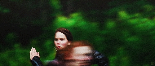 hunger games, the hunger games, running hunger games GIFs