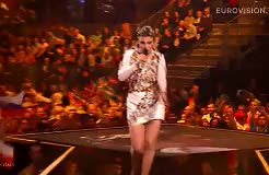 Watch Eurovision Source GIF on Gfycat. Discover more 2014top10, emma marrone, esc italy, eurovision GIFs on Gfycat