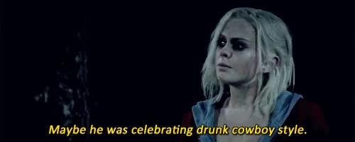 Watch and share Rose Mciver GIFs and Drunk GIFs on Gfycat