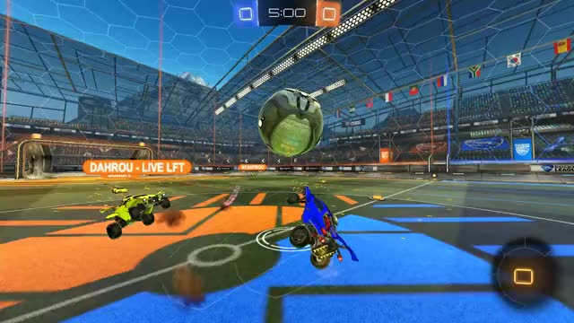 Watch and share Rocket League 2019.04.08 - 04.18.00.10.DVR GIFs on Gfycat