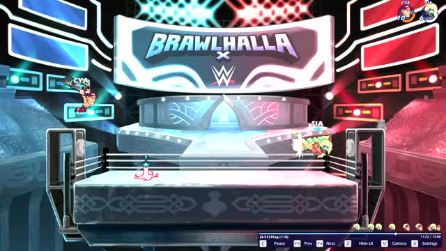 Watch and share Brawlhalla 2019-11-15 15-35-31 GIFs on Gfycat