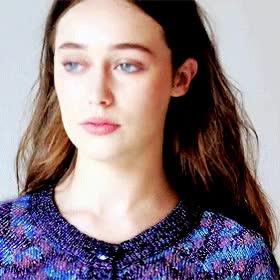Watch and share Alycia Debnam Carey Photoshoot Gif GIFs on Gfycat