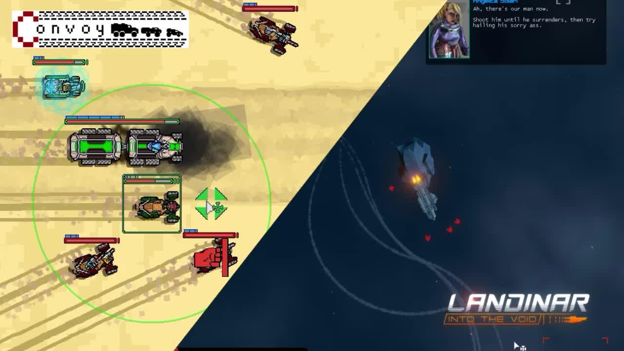 Convoy-Landinar-Bundle GIFs
