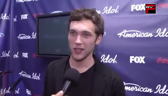 Watch and share Phillip Phillips GIFs on Gfycat