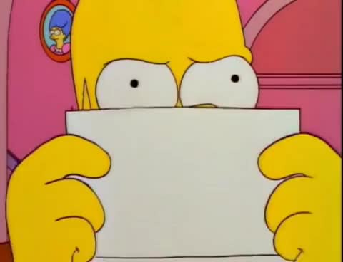 Watch and share Homer Simpson Swearing GIFs on Gfycat