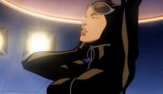 Watch and share DC Showcase: Catwoman (Sexy Scenes) GIFs on Gfycat