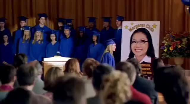 Watch this trending GIF on Gfycat. Discover more fall, graduation, lizzie, mcguire GIFs on Gfycat