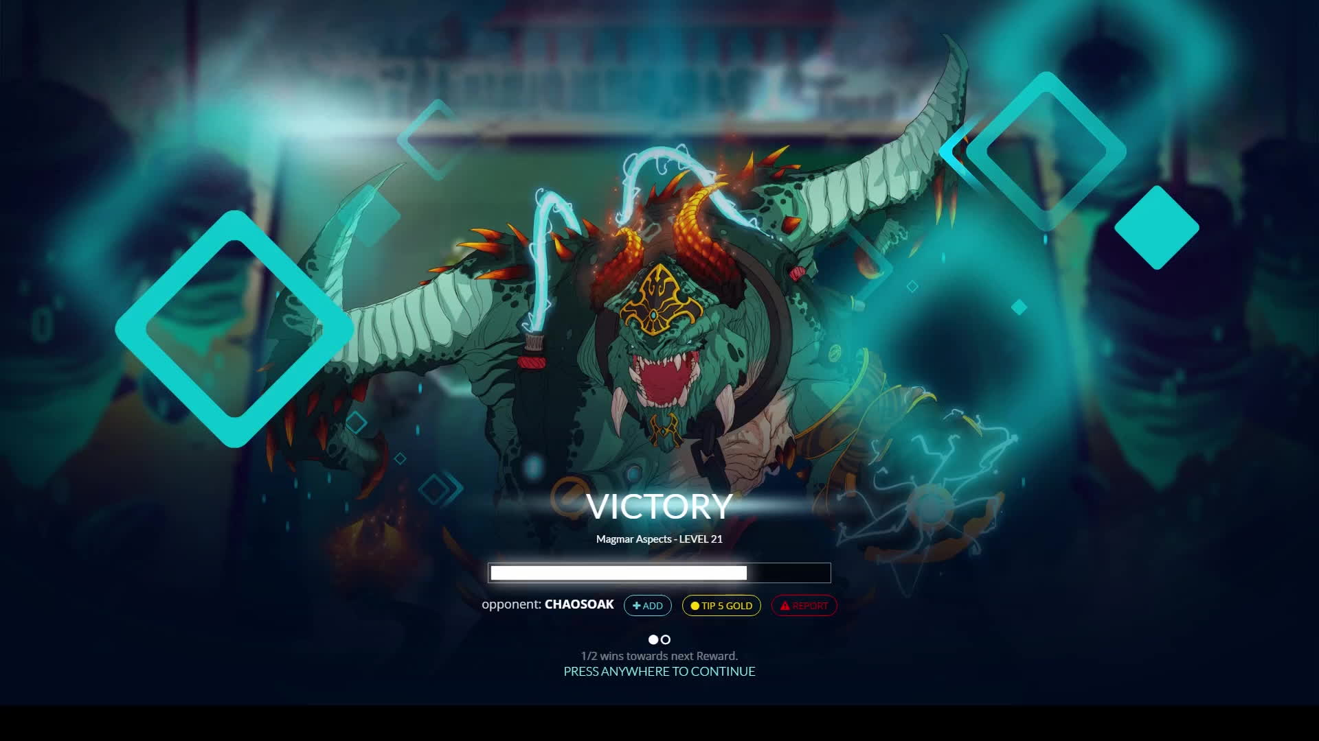 Duelyst, duelyst, [Duelyst] How it feels to be an S-Rank player GIFs
