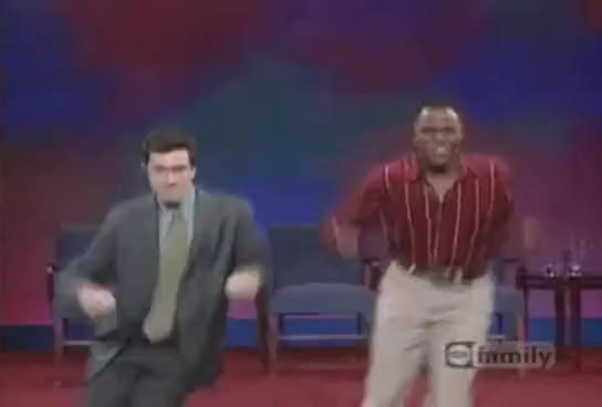 Watch Colbert Skiing GIF on Gfycat. Discover more Whose Line GIFs on Gfycat