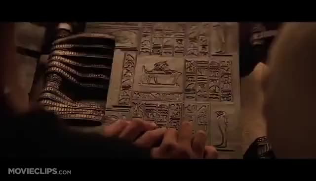 Watch The Mummy (1999) GIF on Gfycat. Discover more 1999, Mummy, The Mummy (1999), arise, book of the dead GIFs on Gfycat