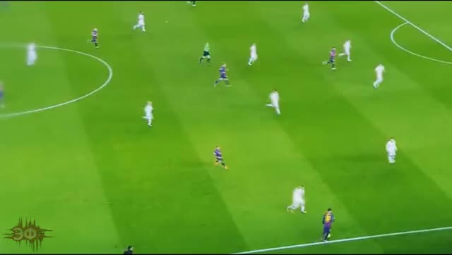 Watch and share Lionel Messi 2015 Skills GIFs by Эстетика Футбола on Gfycat