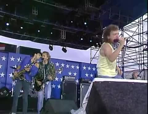 1985, 80s, All Tags, Band, Foreigner, ILLINOIS, Live, Urgent, champaign, concert, farmaid, music, rock, Foreigner - Urgent (Live at Farm Aid 1985) GIFs