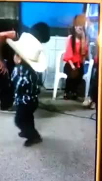 Watch and share Little Mexican Boy Dancing GIFs on Gfycat