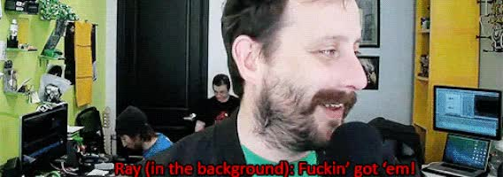 Watch Geoff Ramsey GIF on Gfycat. Discover more geoff ramsey GIFs on Gfycat