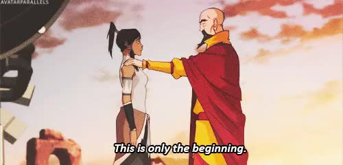 Watch In Harm's Way vs. Long Live The Queen ending. GIF on Gfycat. Discover more In Harm's Way, Korra, Long Live The Queen, Tenzin, The Legend of Korra, Tonraq, also this correlates to what aiwei said, lok, mine, queue, she says this to her father figures, where she has no idea what is coming for her GIFs on Gfycat