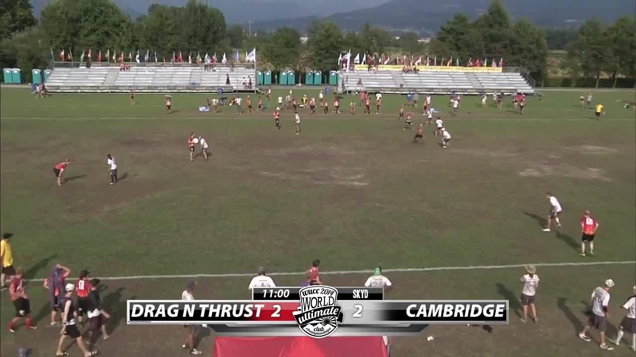 cambridge, italy, lecco, WUCC 2014   UK Cambridge vs Minneapolis Drag'n Thrust - (Mixed Quarterfinals) GIFs