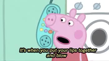 Watch Peppa pig GIF on Gfycat. Discover more related GIFs on Gfycat