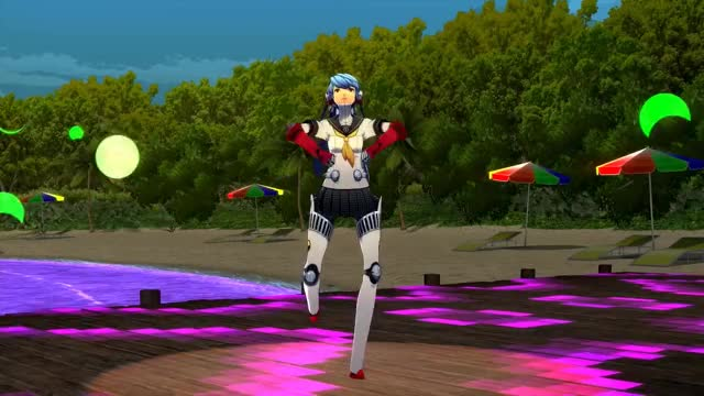 Watch and share Playstation Vita GIFs and Persona 4 Arena GIFs by twitch.tv/zerona on Gfycat
