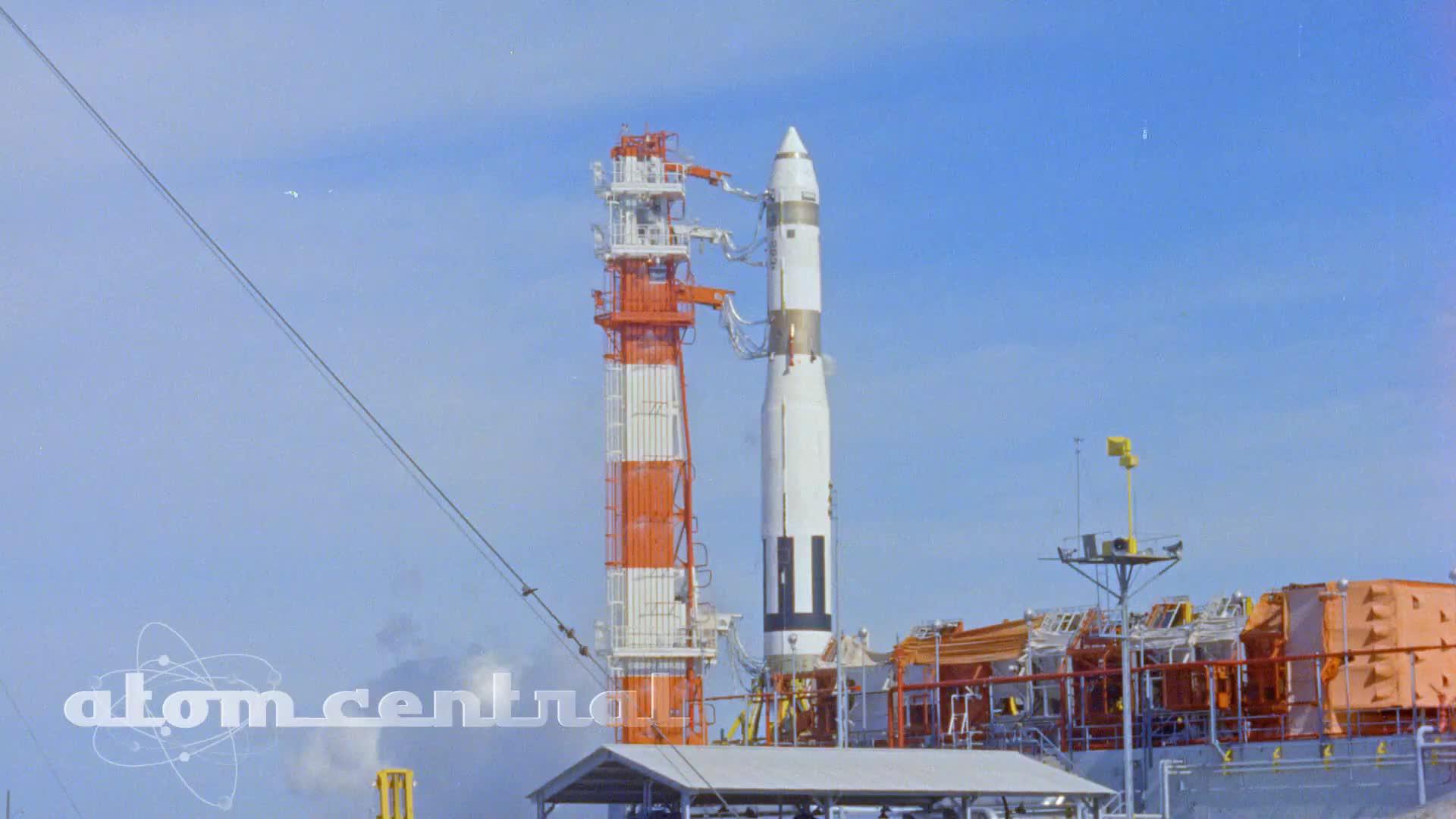 Atlas, amazing, icbm, militarygfys, missile, rocket, spectacular, Titan Missile Explosion HD GIFs