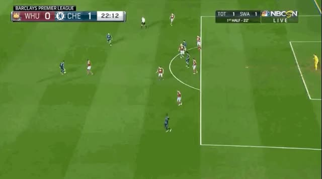 Watch and share Eden Hazard Goal GIFs by mikedyce on Gfycat