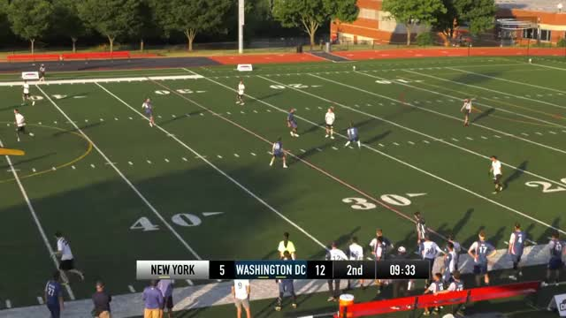 Watch Harper Garvey 60 Yard Huck To Ben Jagt GIF by American Ultimate Disc League (@audl) on Gfycat. Discover more Sports, TheAUDLChannel, american ultimate disc league, audl, dc breeze, highlights, new york empire, ultimate frisbee GIFs on Gfycat
