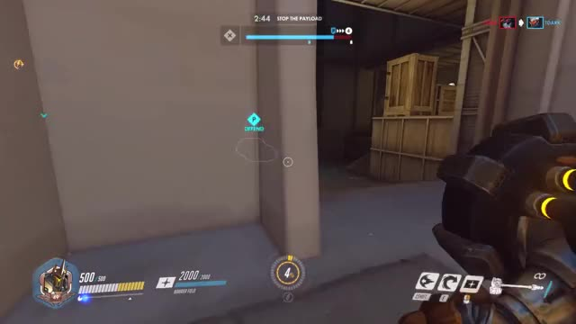 Watch and share Overwatch GIFs by ademers618 on Gfycat