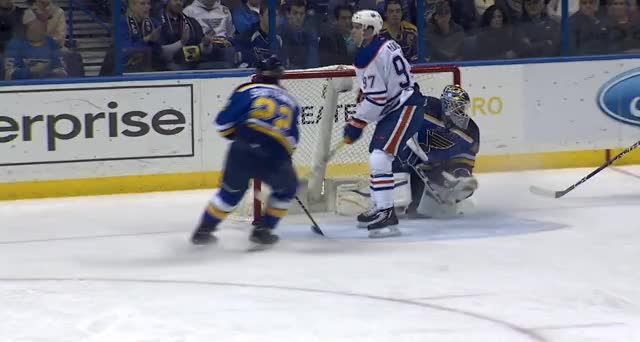 Watch and share McDavid Hacked By Pietrangelo GIFs by cultofhockey on Gfycat