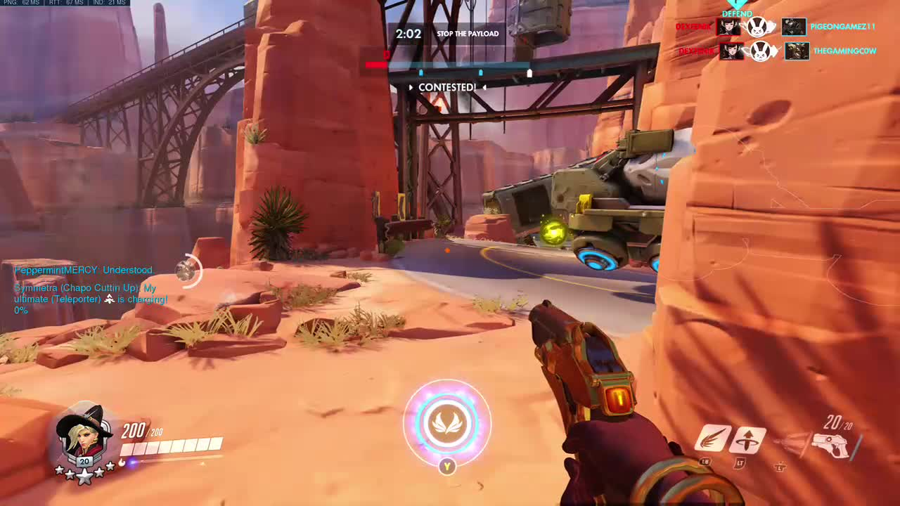 OverwatchOriginsEdition, PeppermintMERCY, xbox, xbox dvr, xbox one, *rage* GIFs