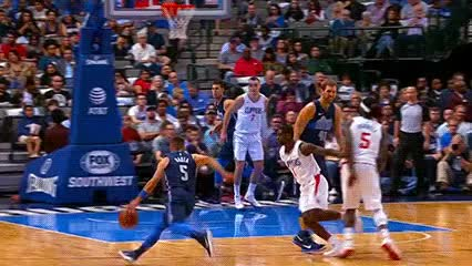 Watch J.J. Barea — Dallas Mavericks GIF by Off-Hand (@off-hand) on Gfycat. Discover more 120217 GIFs on Gfycat
