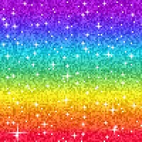 Watch and share Sparkly Rainbow GIFs on Gfycat