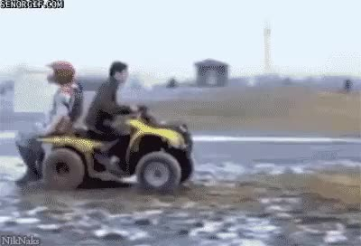 Watch and share Atv GIFs on Gfycat