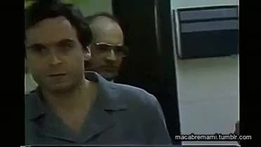 Watch 1946-1989 GIF on Gfycat. Discover more ted bundy, theodore robert bundy, theodore robert cowell, true crime GIFs on Gfycat