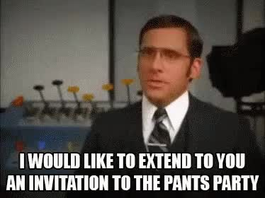 Watch and share Steve Carell GIFs and Anchorman GIFs on Gfycat