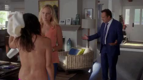 Watch this malin akerman GIF on Gfycat. Discover more bradley whitford, gif, malin akerman, natalie morales, television, trophy wife GIFs on Gfycat