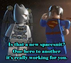 Watch video games comics dc comics justice league Lego Batman Lego Batman 3 GIF on Gfycat. Discover more related GIFs on Gfycat