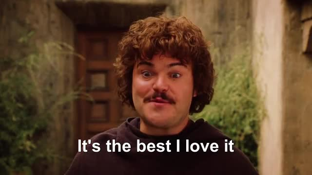 Watch and share Jack Black GIFs and Single GIFs on Gfycat