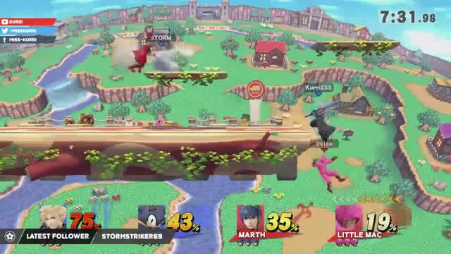 Watch and share SM4SH | Scrubbing It Up GIFs on Gfycat