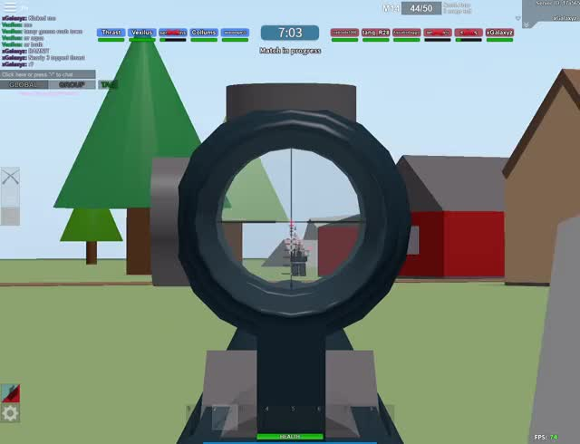 Watch and share Roblox 2019-08-27 01-42-38 GIFs by xGala on Gfycat