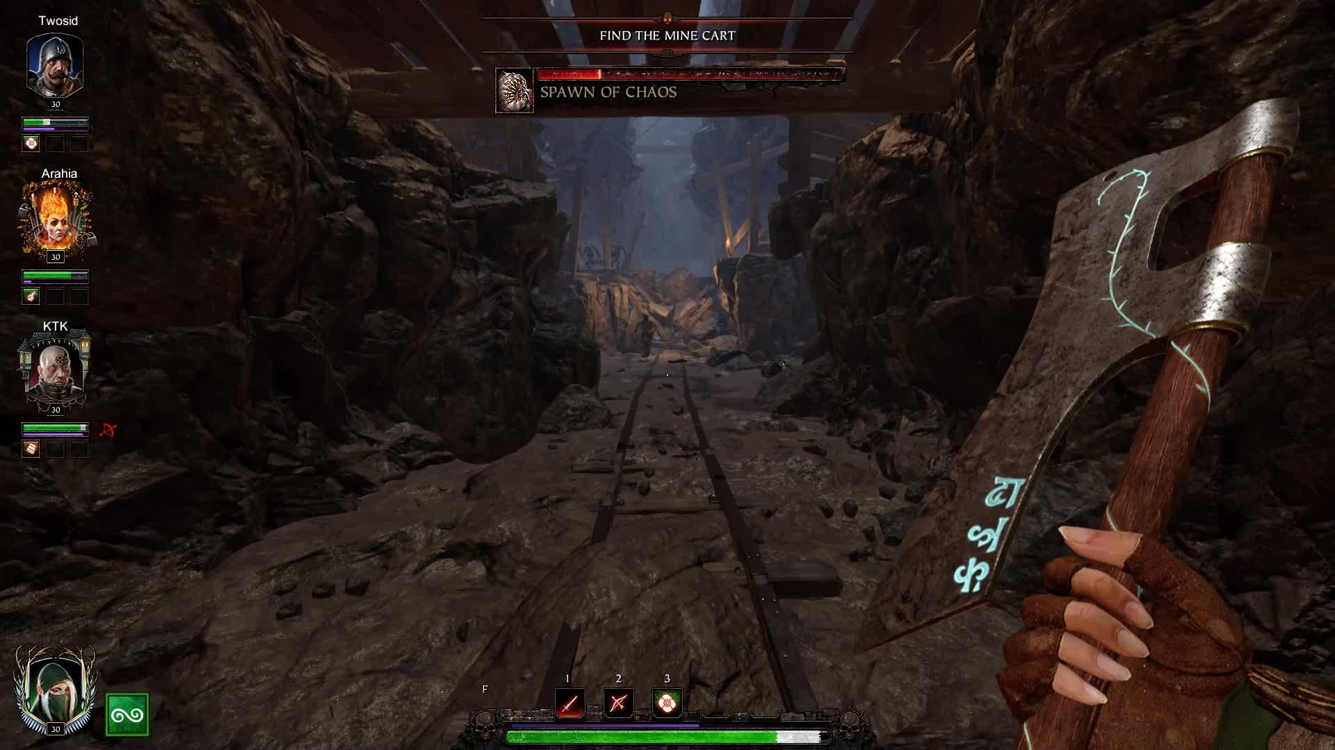vermintide, Warhammer Vermintide 2 2019.02.28 - 01.18.15.04.DVR GIFs