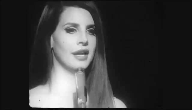 Watch and share Lana Del Rey GIFs on Gfycat
