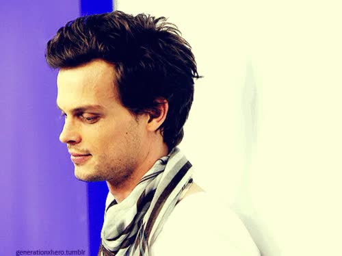Watch and share Spencer Gifs Dr Spencer Reid GIFs on Gfycat