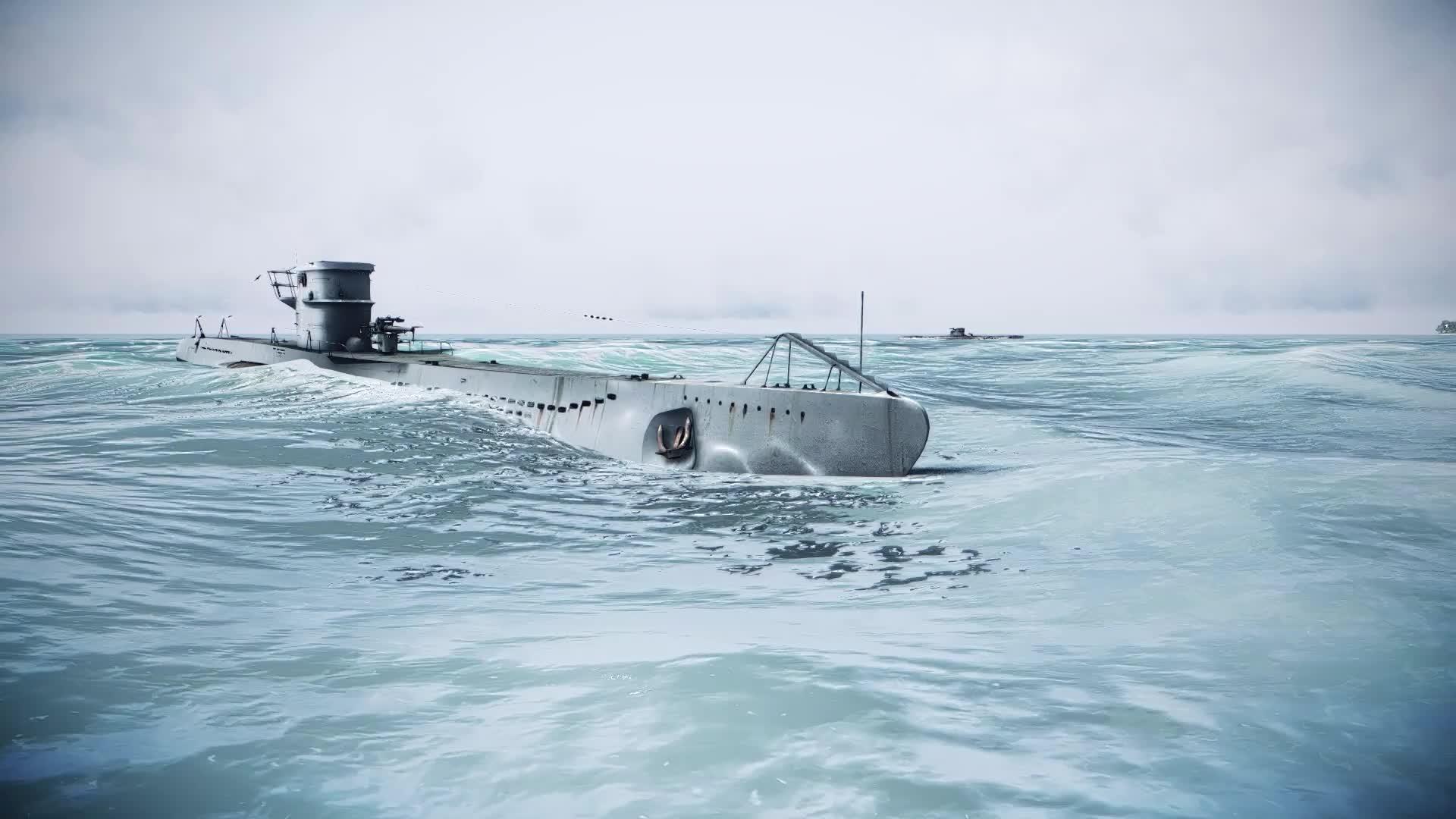 гифы подводная лодка