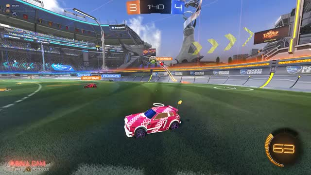 Watch and share Quad Air Touch GIFs by DTF_Gaming on Gfycat