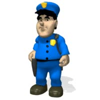 Watch and share Police Animated GIFs on Gfycat